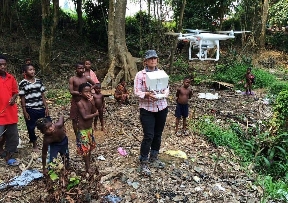 How Drones can Help NGOs and Development Organisations