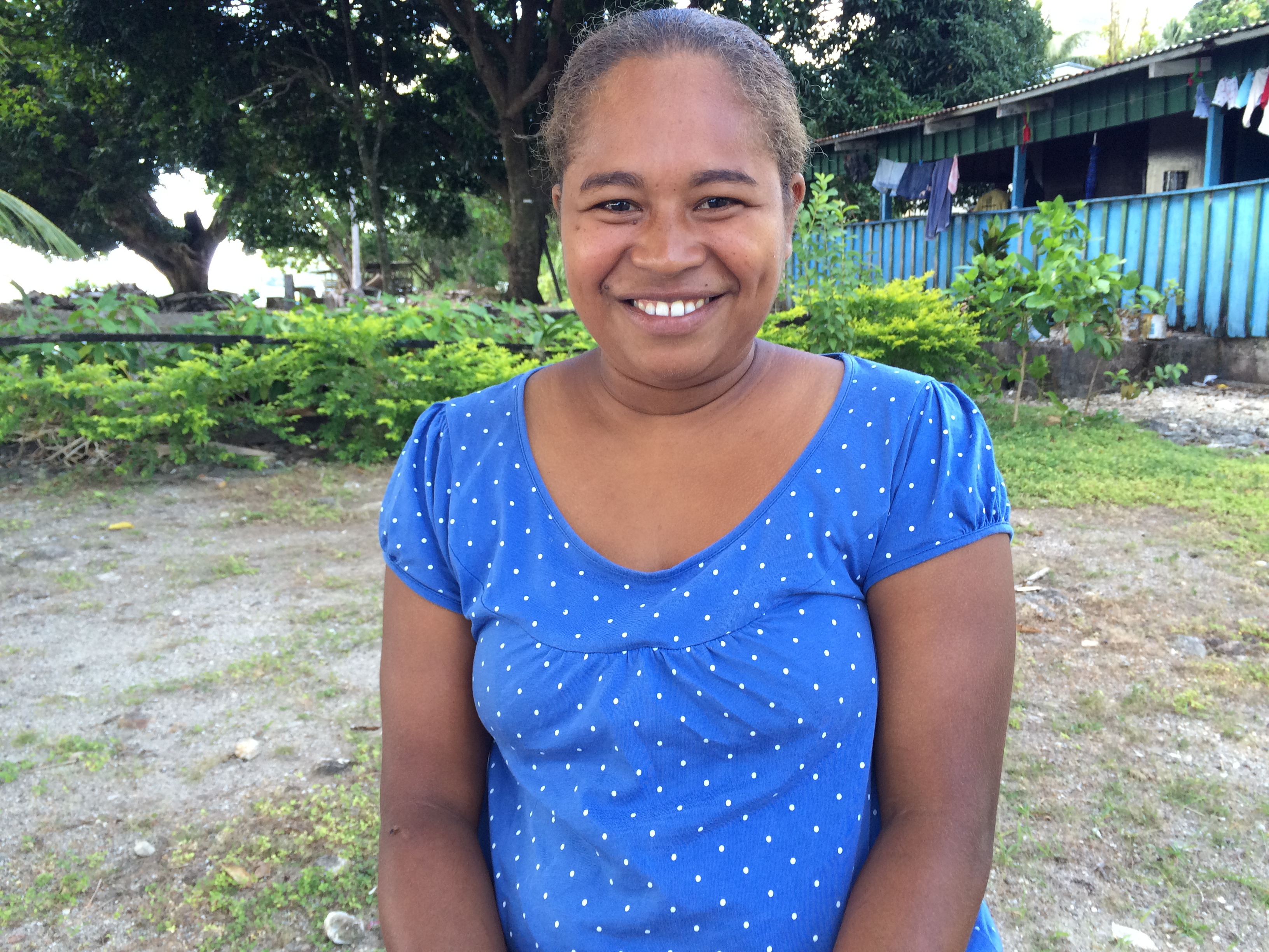 UNDP, Women and Climate Change Adaptation in the Solomon Islands
